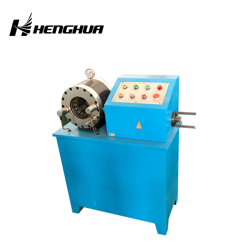 DSG250A high quality hydraulic hose crimping machine 1/4 inch