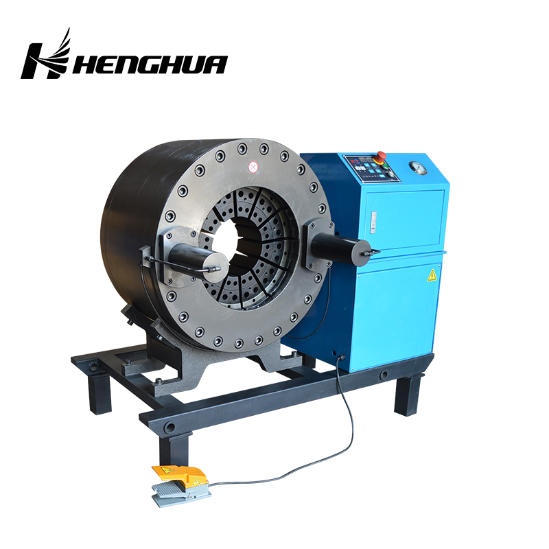 Big Diameter Hydraulic Hose Crimping Machine