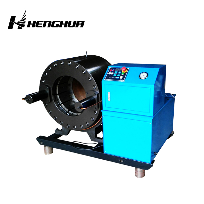HL120F/240F 102-230/480mm 380v big diameter hydraulic hose crimping machine