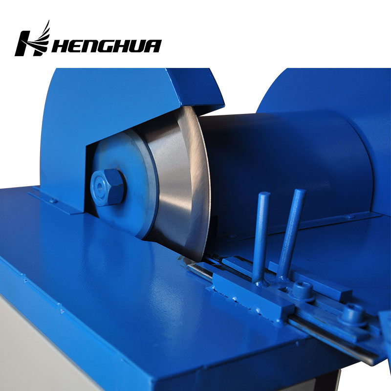 HS9 Multifunctional Hydraulic Hose Cutting And Skiving Machine