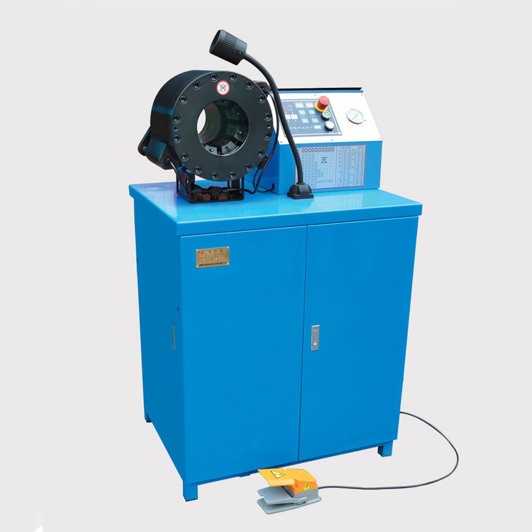 "HF32B 2""6S 6-87mm Hydraulic Hose Crimping Machine"